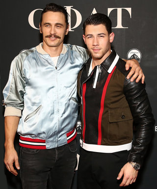 James Franco and Nick Jonas Evoke Brotherly Love at the N.Y.C. Premiere of Goat