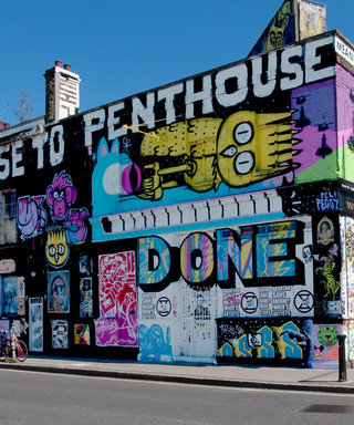 The 7 Best Places to See Street Art in London