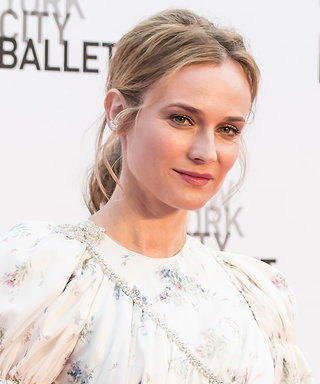 Diane Kruger and HerMile-Long Legs Step Out in Haute Couture at the New York City Ballet