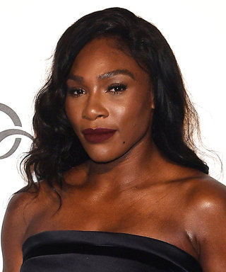 Serena Williams Stuns in a Flirty LBD at Fellow Tennis Star Novak Djokovic's Charity Dinner