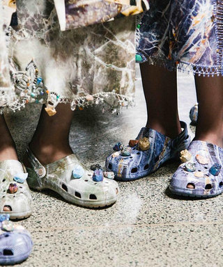 """A History of """"Ugly Shoes"""" on the Runway"""