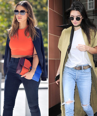 Where to Buy the Skinny Jeans Celebrities Are Wearing Now