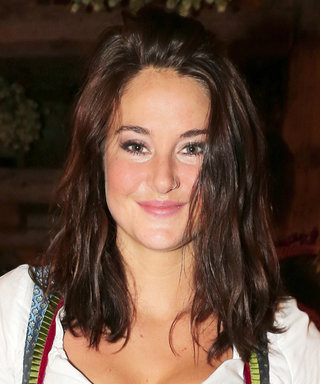 Shailene Woodley Dons a Dirndl to Celebrate Oktoberfest in Munich with Joseph Gordon-Levitt