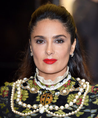 Salma Hayek Pinault Celebrates Daughter Valentina's 9th Birthday with a Sweet Photo