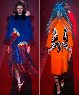All the Very Strange Things from Day One of Milan Fashion Week