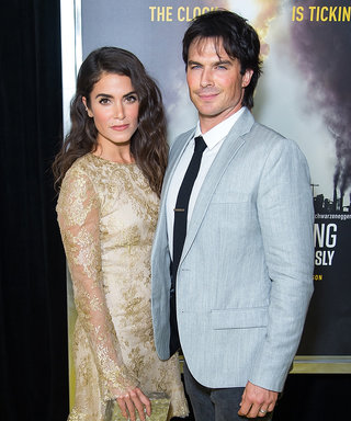 Ian Somerhalder and Nikki Reed Are Serious #CoupleGoals on the Green Carpet