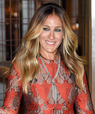 "Sarah Jessica Parker Is in ""Biscuit Heaven"" in London—See All of Her Favorite Snacks!"