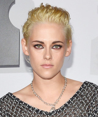Kristen Stewart's Sheer Chain Mail–Style Crop Top Must Be Witnessed
