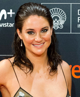 Shailene Woodley Owns the Red Carpet at the Snowden Premiere in Spain