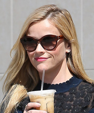 Reese Witherspoon Anchors Her Floral Look with the Perfect Fall Accessory