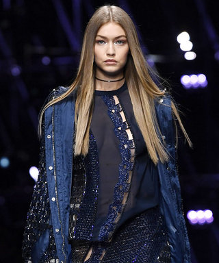 Versace and Giorgio Armani Pile on the Charm at Milan Fashion Week