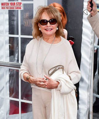 33 Unforgettable Barbara Walters Style Moments