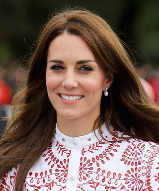 Kate Middleton Radiates in the Colors of the Canadian Flag for a Visit to Vancouver