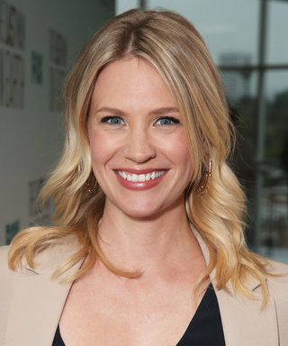 January Jones Just Got the Sweetest Tattoo