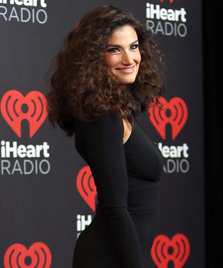 Idina Menzel Debuts Her Brand New Engagement Ring—Take a Look!