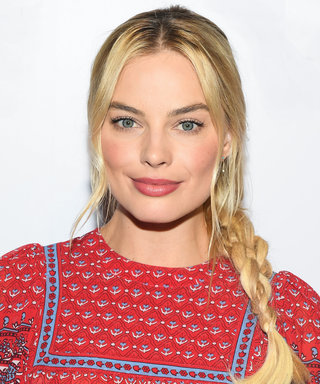 These are Margot Robbie's 5 Essential Beauty Products