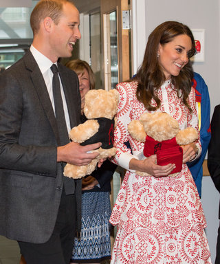 Prince William and Kate Middleton Receive the Sweetest Gifts for George and Charlotte in Canada