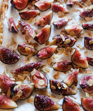 The 30-Minute Fig Tart Recipe You Never Knew You Needed