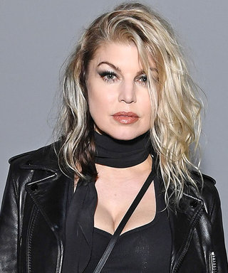 Fergie's New Hair Will Make You Want to Go Solid Blonde