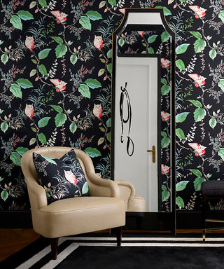 Kate Spade New York Is Bringing Major Style to Your Walls with Its New Wallpaper Collection
