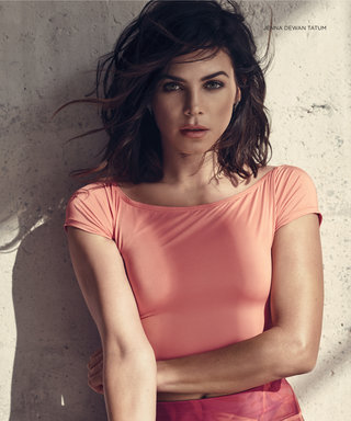 "Jenna Dewan Tatum Takes Us Behind the Scenes of Her New Danskin Campaign: ""Dance Is Everything to Me"""