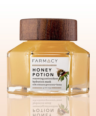 Currently Living for This Warming Honey Mask