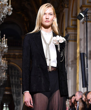 Karlie Kloss Gives Paris Fashion Week Her Absolute Best—Onstage and Off