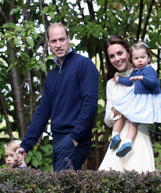 Photos from Prince George & Princess Charlotte's Canadian Playdate
