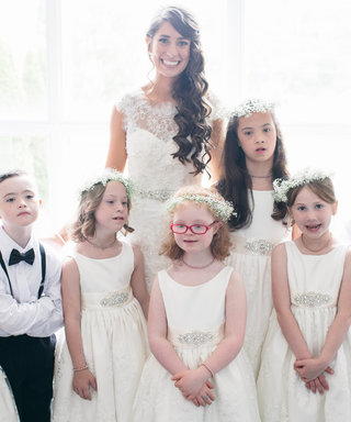 This Special Ed Teacher Featured All of Her Students in Her Wedding