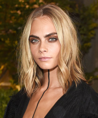 Cara Delevingne's New Tattoo Is Watching You
