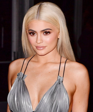 Kylie Jenner Didn't Make It to the AMAs—Because Her Dog Bambi Had Puppies