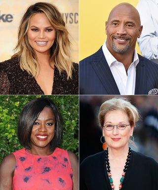 Celebs We Kind of Wish Would Run for Political Office