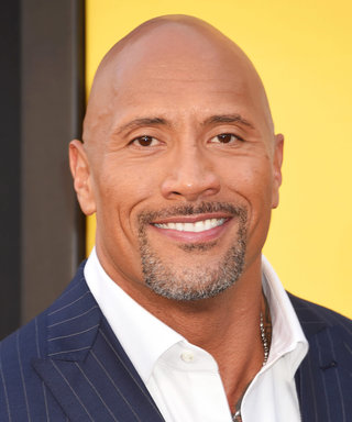 The Rock and Moana's Auli'i Cravalho Compete in an Eyebrow-Raising Contest—Judged by Lin-Manuel Miranda