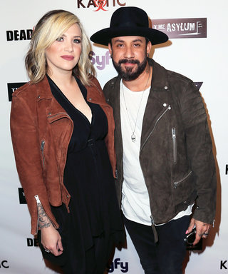 Backstreet Boy A.J. McLean Reveals the Sex of His Second Child