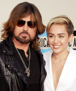 "Miley Cyrus's ""Magic Jam Sesh"" with Her Dad Has a Powerful Message"