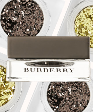 Burberry's Glitter Is the Definition of Glam
