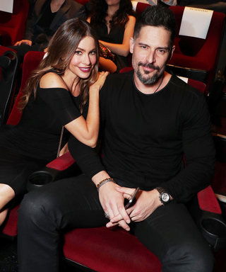 Sofía Vergara and Joe Manganiello Cozy Up at the Movies on Date Night