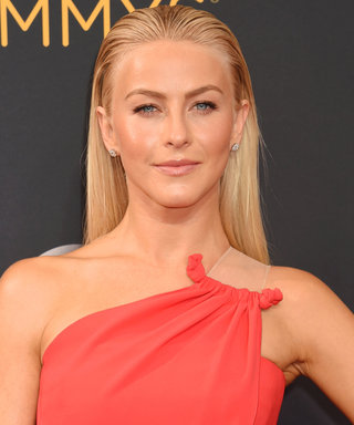 Julianne Hough Just Picked Out Your New Favorite Vampy Lipstick