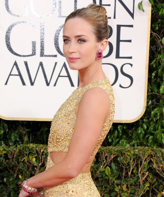 Why You'll Never See Emily Blunt In Girlie Getups on the Red Carpet