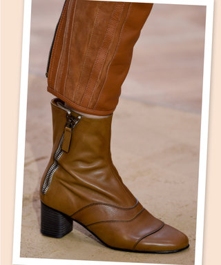 Shop Velvet Boots For Fall Instyle Com