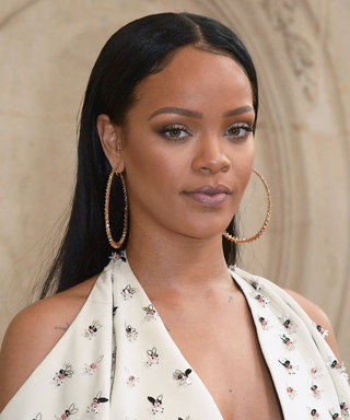 PARIS, FRANCE - SEPTEMBER 30:  Rihanna attends the  Christian Dior show as part of the Paris Fashion Week Womenswear Spring/Summer 2017 on September 30, 2016 in Paris, France.  (Photo by Dominique Charriau/WireImage)