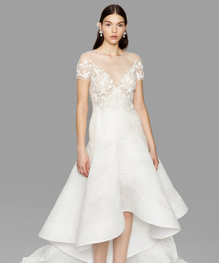 The Most Stunning Fall 2017 Wedding Dresses from Bridal Fashion Week