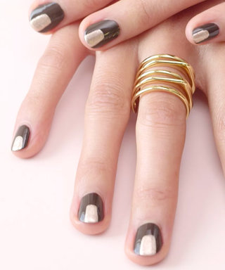 Nail Art Know How: You're Golden