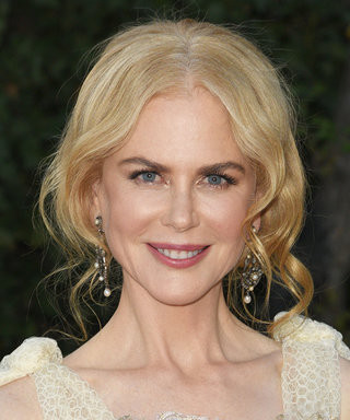 Nicole Kidman Cuts a Princess-Like Figure in an Embroidered Rodarte Dress at the Mill Valley Film Festival