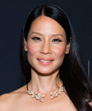 """Lucy Liu Enjoys """"A Little Culture"""" at the Whitney Museum with Her 1-Year-Old Son"""