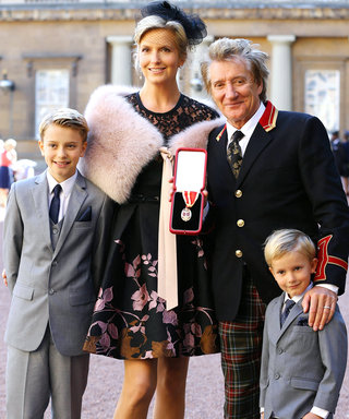 Rod Stewart Was Just Knighted by None Other Than Prince William