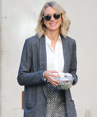 Naomi Watts Is the Epitome of Chic Fall Fashion in N.Y.C.