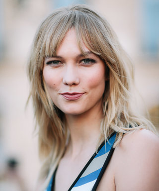 PARIS, FRANCE - OCTOBER 05:  Karlie Kloss is seen, outside the Louis Vuitton show, during Paris Fashion Week Spring Summer 2017, on October 5, 2016 in Paris, France.  (Photo by Edward Berthelot/Getty Images)