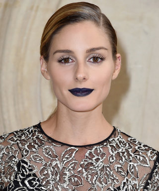 How to Wear Blue Lipstick