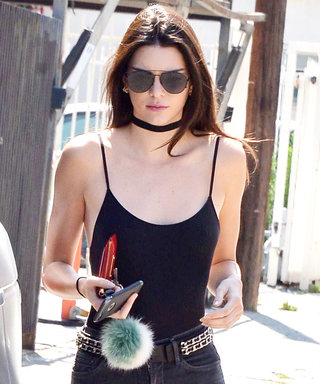 "Kendall Jenner Gives Us 4 Stylish Reasons to Invest in a Bodysuit (Hint: ""Buy Them Tight!"")"